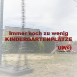 Zu wenig Kindergartenplätze