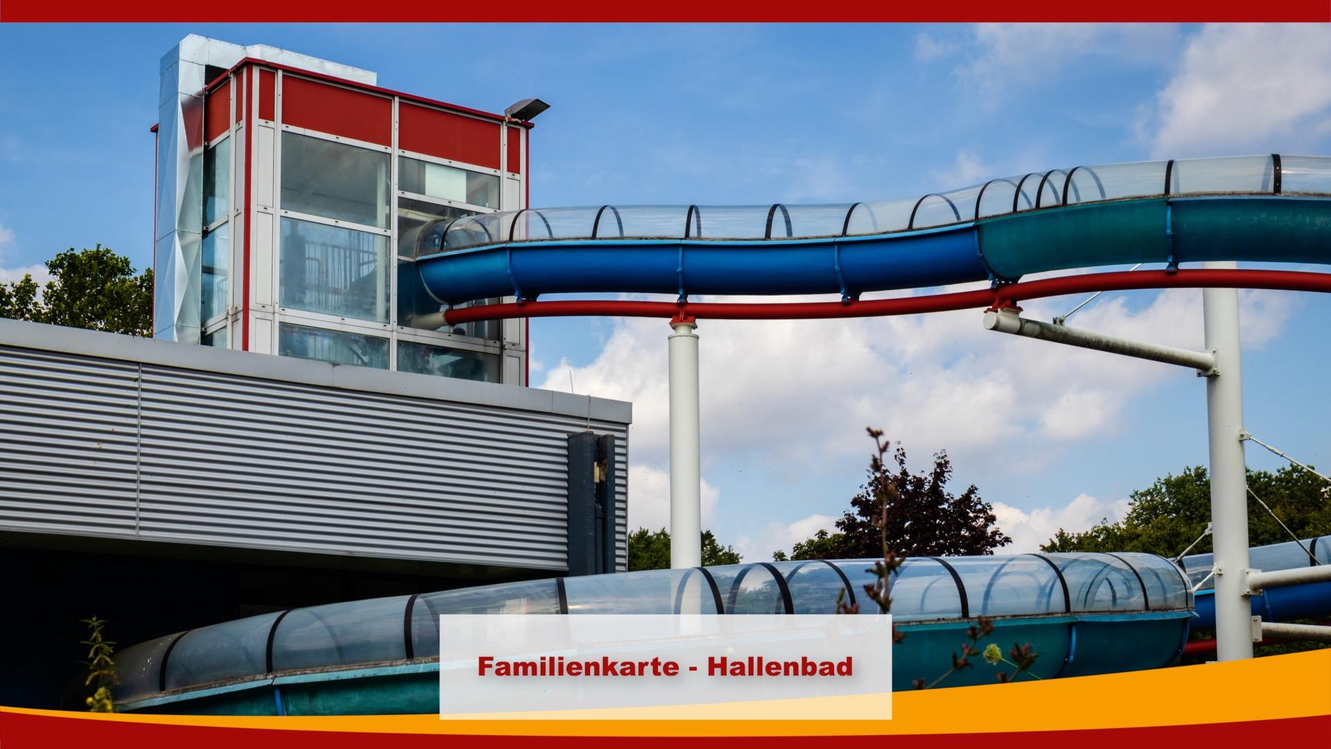 Familienkarte Hallenbad