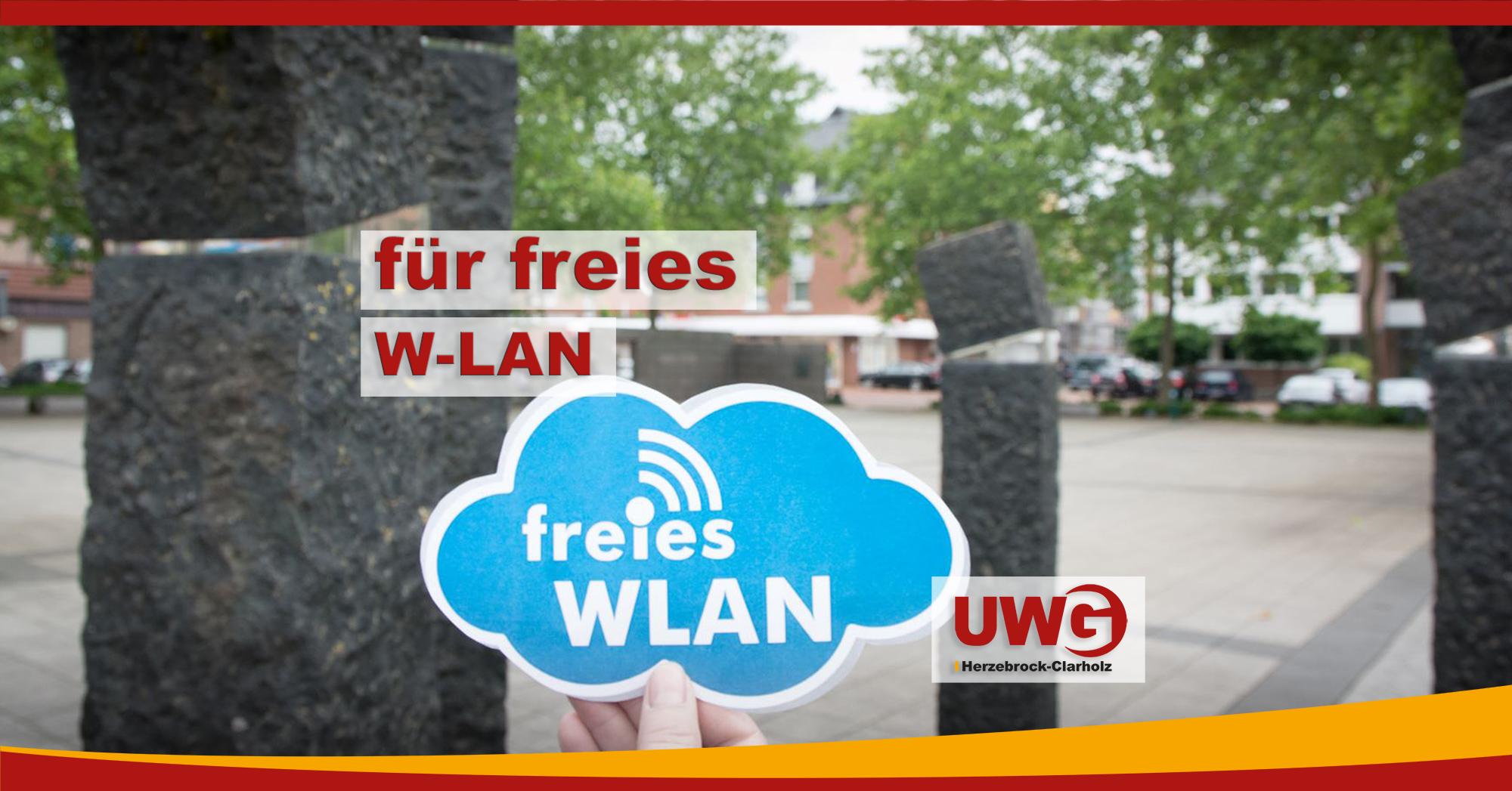 Öffentliches W-LAN