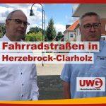Fahrradstraßen in Herzebrock-Clarholz
