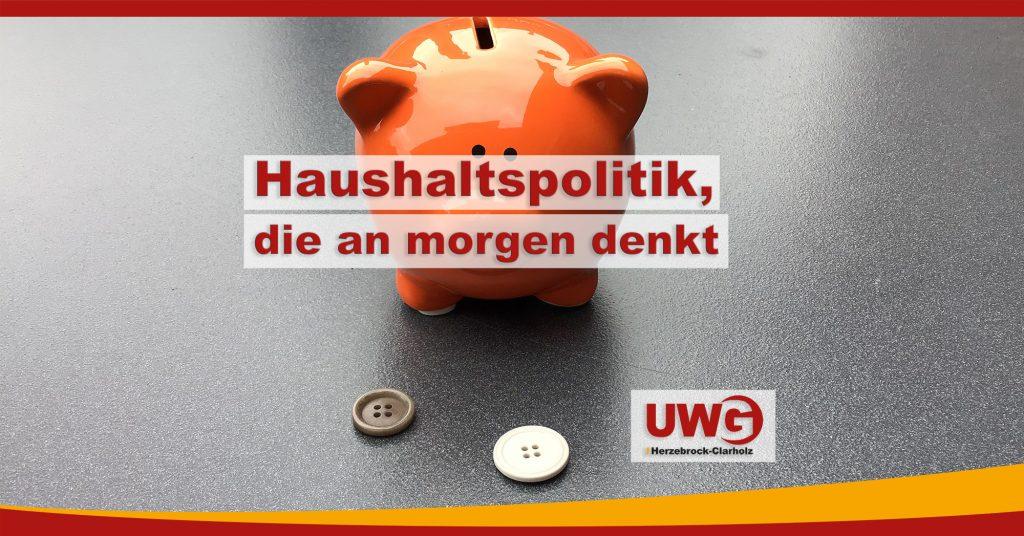Haushaltspolitik
