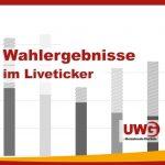 Wahlergebnisse - Liveticker