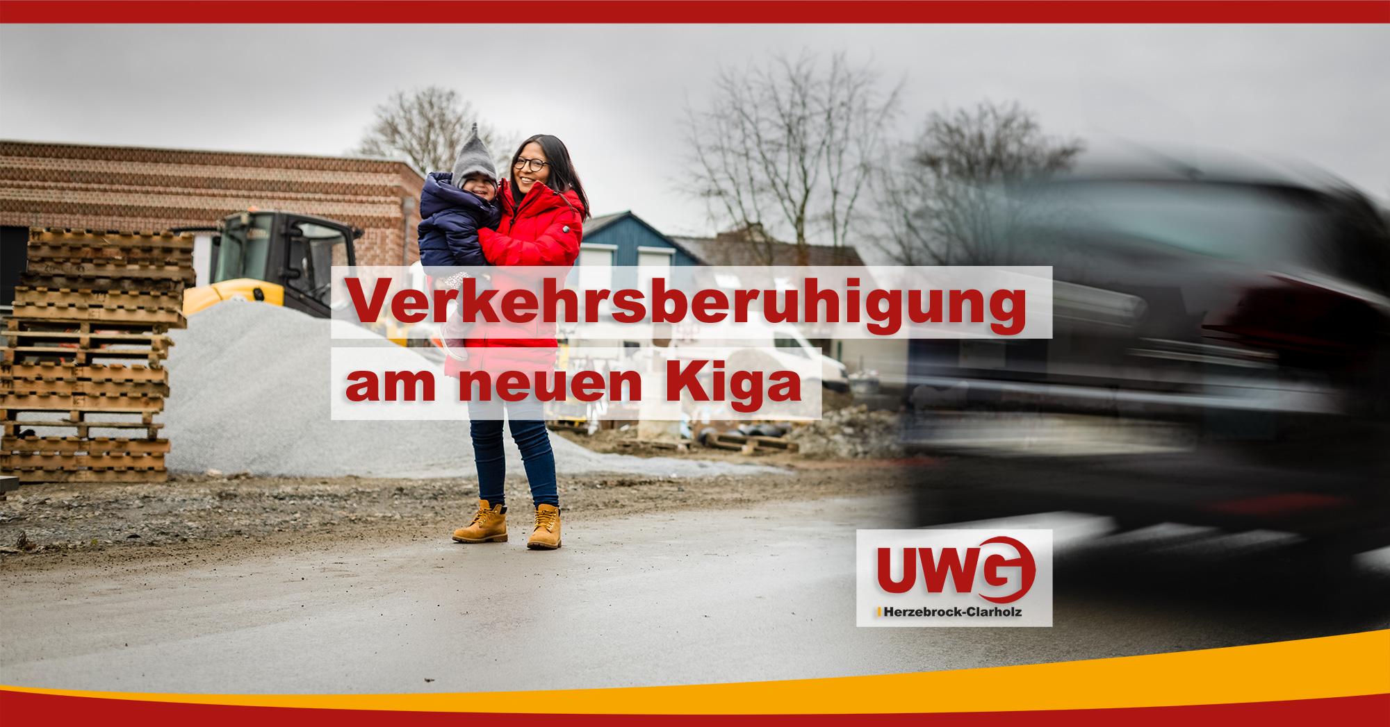 Verkehrsberuhigung Berliner Straße