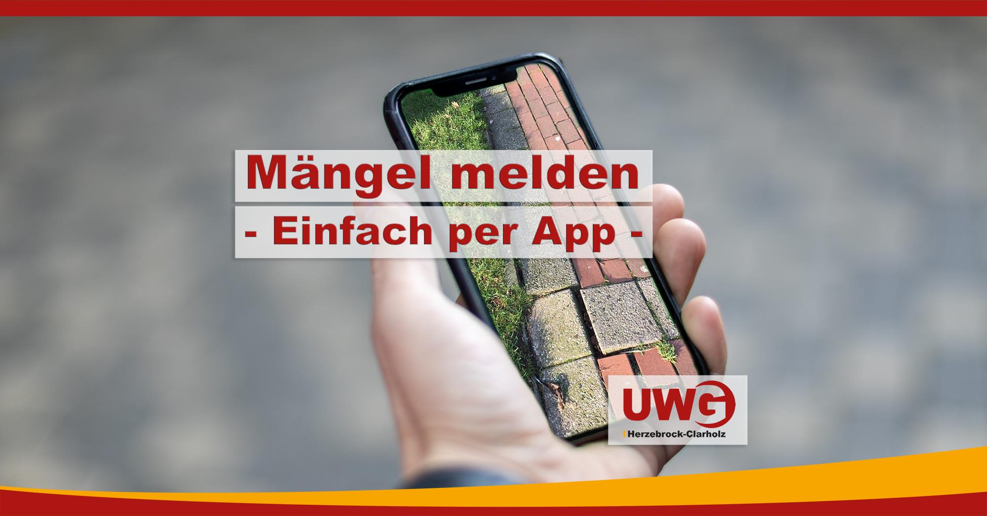 Mängel-Melde-App