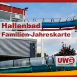 Hallenbad Familien-Jahreskarte